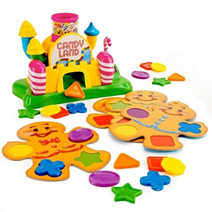 Consider, Candy land toys can