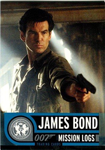 JAMES BOND MISSION LOGS 2011 RITTENHOUSE ARCHIVES NON-SPORT UPDATE PROMO CARD P2
