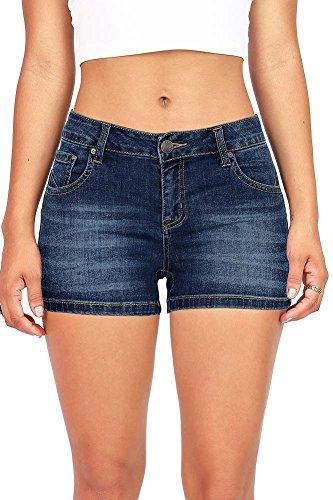 Juniors Blue Jeans - 9