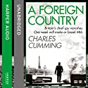 A Foreign Country Audiobook by Charles Cumming Narrated by Jot Davies