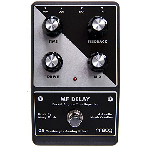 Moog MF Delay Minifooger Analog Delay by Moog