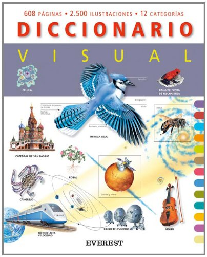 Diccionario Visual Everest Spanish Weldon
