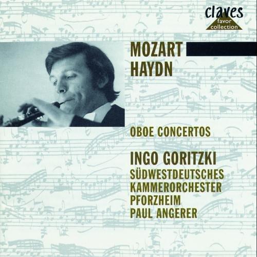 Mozart,Haydn : Oboe Concertos ()