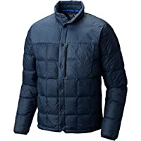 Mountain Hardwear Mens PackDown Jacket (Hardwear Navy