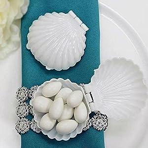 51Va35Kq6wL._SS300_ Seashell Wedding Favors & Starfish Wedding Favors