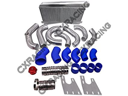 Amazon com: Twin Turbo Intercooler Piping Kit For G-Body LS1