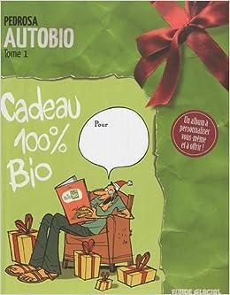 Autobio, Tome 1 : : Jaquette Noël