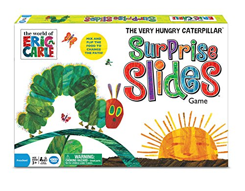 Eric Carle Surprise Slides Game