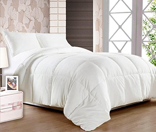 AGARWAL FASHION Ultra Soft Micro Fiber Double Comforter - White (1) by AGARWAL FASHION