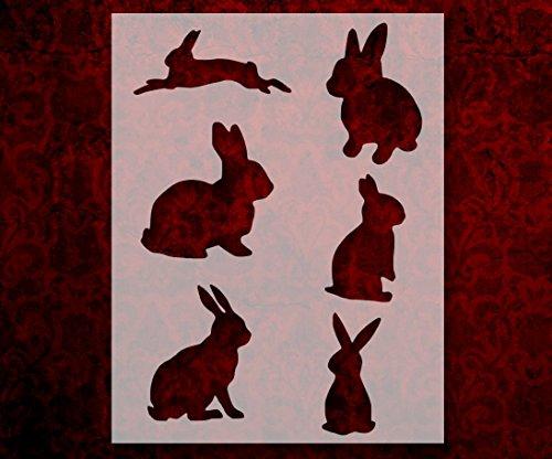 Bunny Rabbit Rabbits 8.5