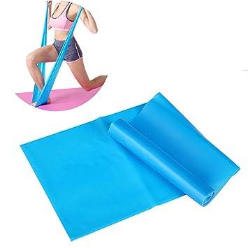 CWDXD Yoga Strap Bandas de Resistencia Banda de Ejercicios ...