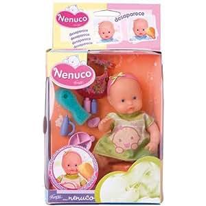 Famosa A1100581 - Muñeco Nenuco mini (15 cm)