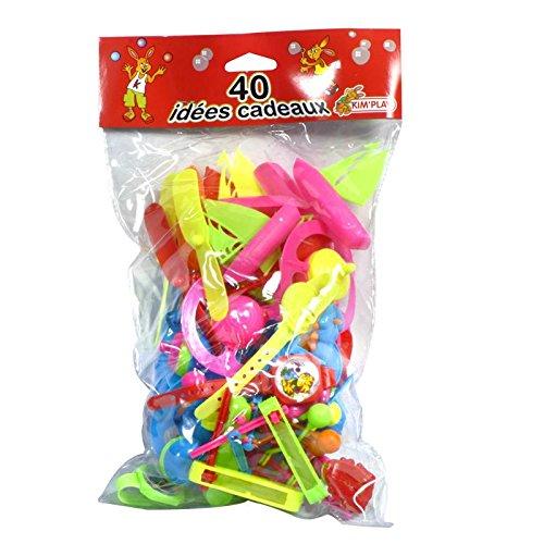 Kim'Play Autres - 40 Idees Cadeaux Sachet