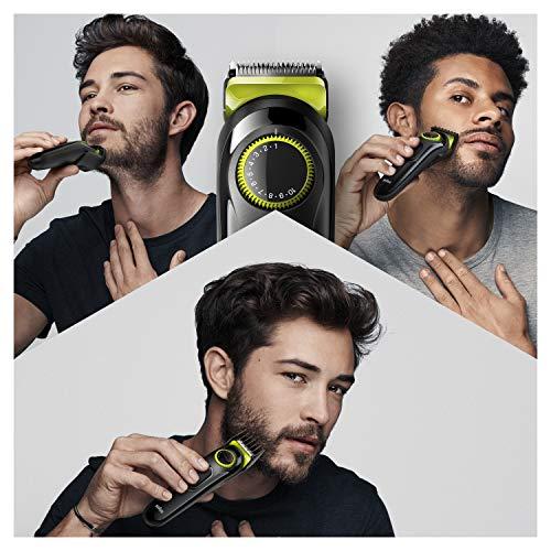 Braun Beard Trimmer BT3221, Hair Clippers for Men, Cordless & Rechargeable