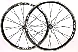 700c rear wheel - Aeromax Alloy Wheelset Road Bike Comp 700c Wheels