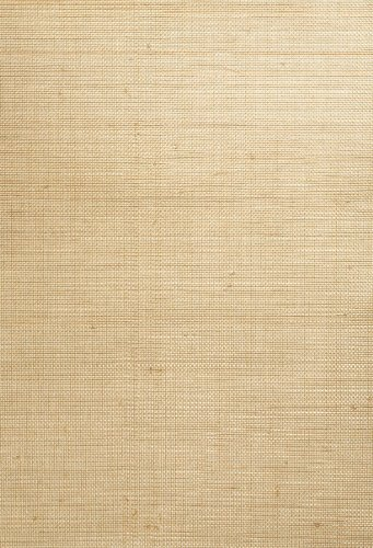 Kenneth James 63-54756 Chan Juan Grass Cloth Wallpaper, Taupe by Kenneth James