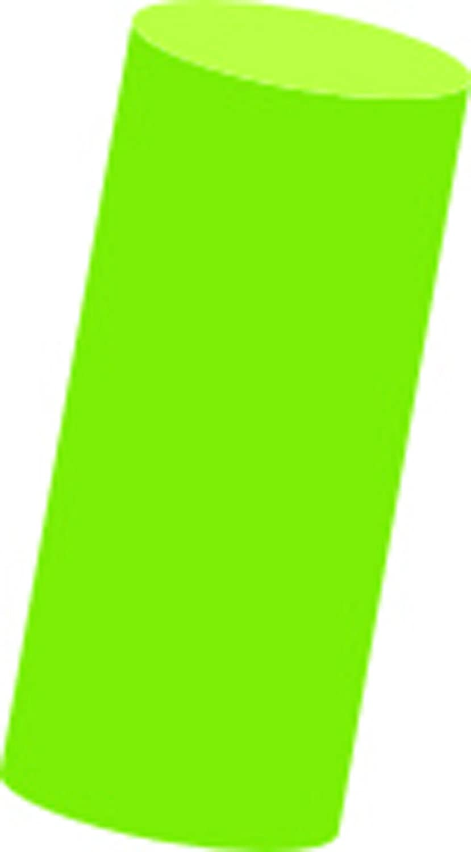 Siser EasyWeed Tシャツ用熱転写ビニール(HTV) 大幅コスト削減 12インチ(実寸法:11.8インチ)x10フィートロール DSI-1210F-Lime-Green B075M34S5N ライムグリーン ライムグリーン