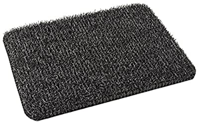 "GrassWorx Clean Machine High Traffic Doormat, 18"" x 30"""