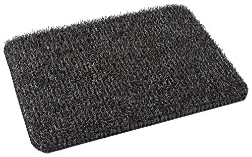 GrassWorx Clean Machine High Traffic Doormat, 18″ x 30″