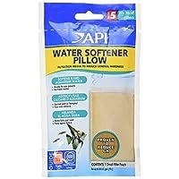 API WATER SOFTENER PILLOW Bolsa de filtración para filtro de bote de acuario Bolsa de 1 cuenta