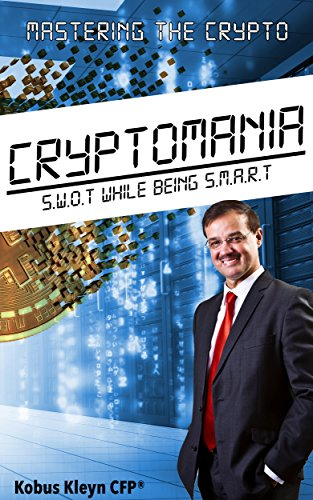 Amazon cryptomania mastering the crypto ebook kobus kleyn cryptomania mastering the crypto by kleyn kobus fandeluxe Gallery