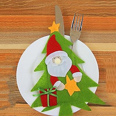 Damark Decoracion Navidad Papa Noel Renos Muñeco de Nieve Adornos ...