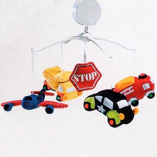 Musical Mobile - Cars And Airplanes