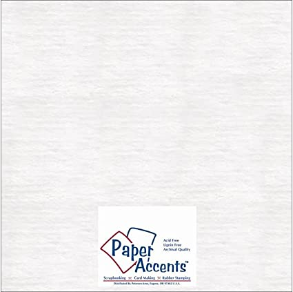 Accent Design Paper Accents Chpbrd 8.5x11 HVY 50pt Wht 2S Chpbrd8511ExtraHeavy