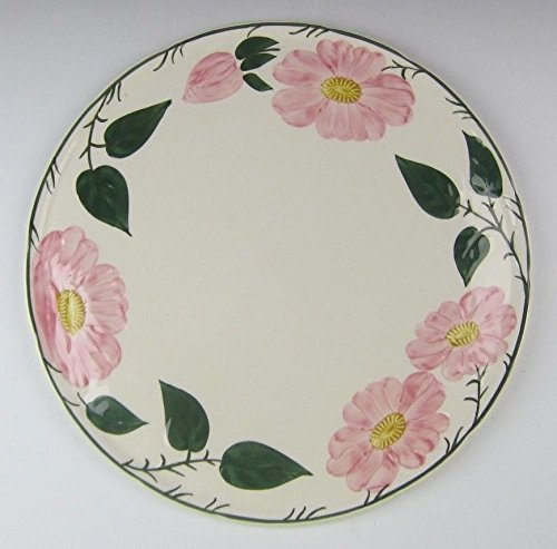 Villeroy & Boch China WILD ROSE Cake Plate EXCELLENT - Boch Tableware