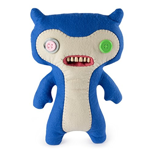 "Spin Master Fuggler Funny Ugly Monster Deluxe Stuffed Animal 12"" Large Plush (Lil' Demon) from Spin Master"