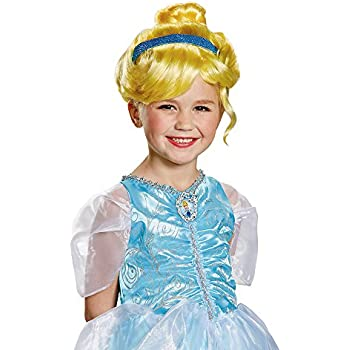 Disguise Disney Princess Cinderella Child Wig