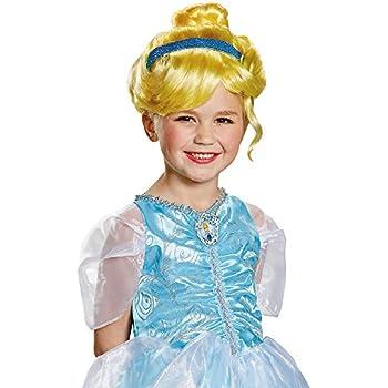 Disguise Disney Princess Cinderella Child Wig