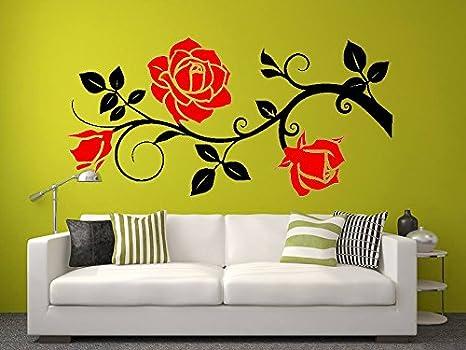 Rosas trepadoras XXL Flor rosa Gran rosa en la rama Elige tu ...