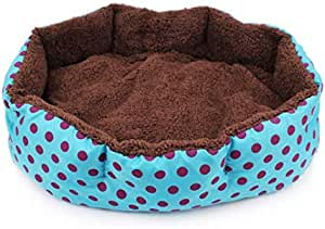 Soft Pet Bed Cat Bed Nest for Little Dogs and Cats