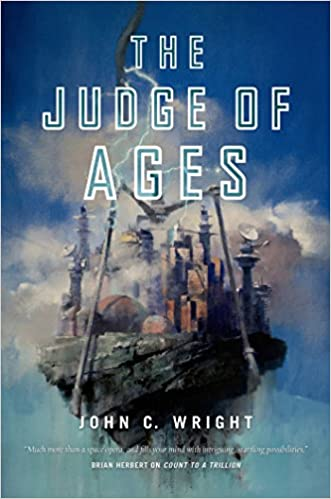 The Judge of Ages (Count to a Trillion Book 3)