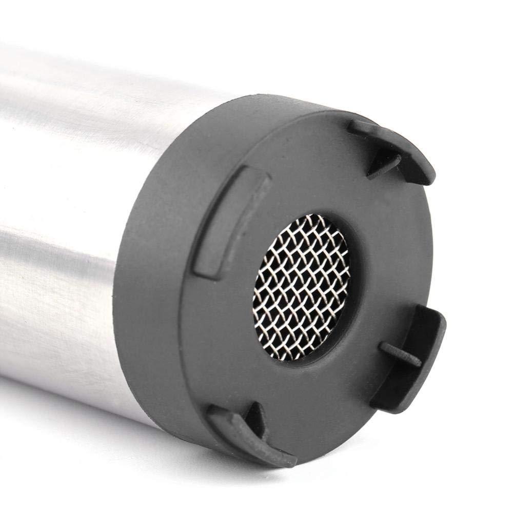 Garsent Bomba de Transferencia de Agua y Combustible diésel de 12 V, Bomba Sumergible de Acero Inoxidable para Herramienta de Limpieza de Aceite diésel de ...