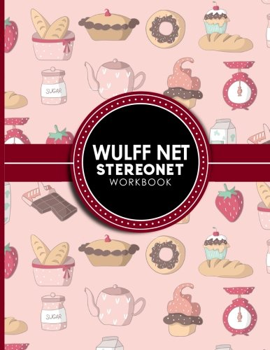Wulff Net: Stereonet Workbook: Lower Hemisphere Graph For Plotting Geological Data For Geologist And Geology Students, Cute Baking Cover (Volume 17) PDF
