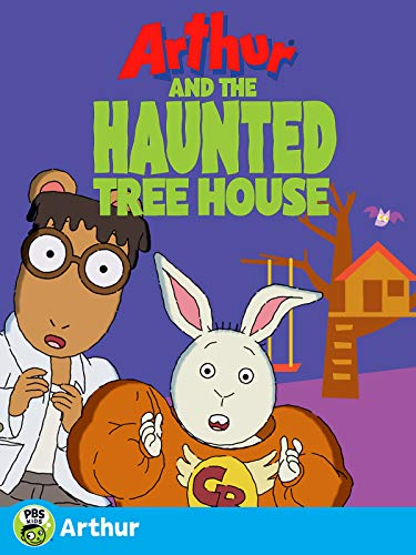 Arthur and the Haunted Tree House -