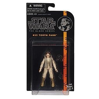 """Toryn Farr STAR WARS The Black Series 3.75/"""" Figure #23 23"""