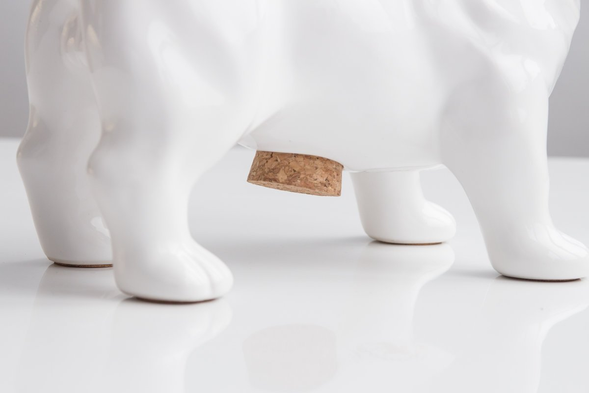 SUCK UK Ceramic Guard Dog Money Box by Suck UK (Image #10)