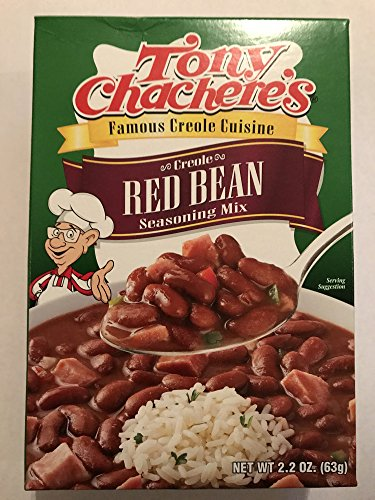 (Tony Chachere's Red Bean Seasoning Mix, 2.2)