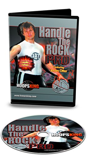 (HoopsKing Handle the Rock - Pro Basketball Dribbling Workouts - 5 Easy to Follow Workouts for Advanced Players)