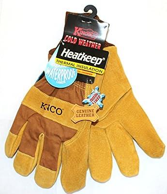 Kinco 1958KWP Work Glove - Ski Glove with AquaNOT!® waterproof lining