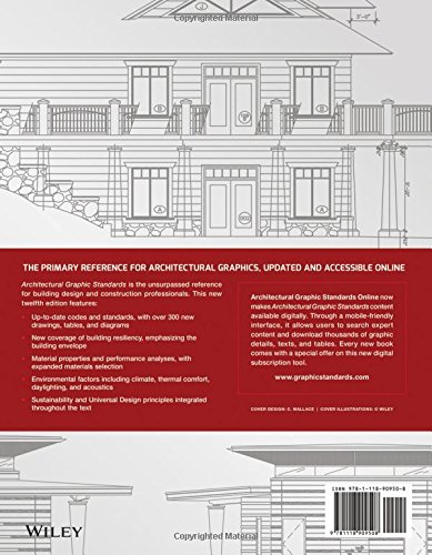 Buy Architectural Graphic Standards (Ramsey/Sleeper Architectural Graphic  Standards Series) Book Online At Low Prices In India | Architectural Graphic  ...
