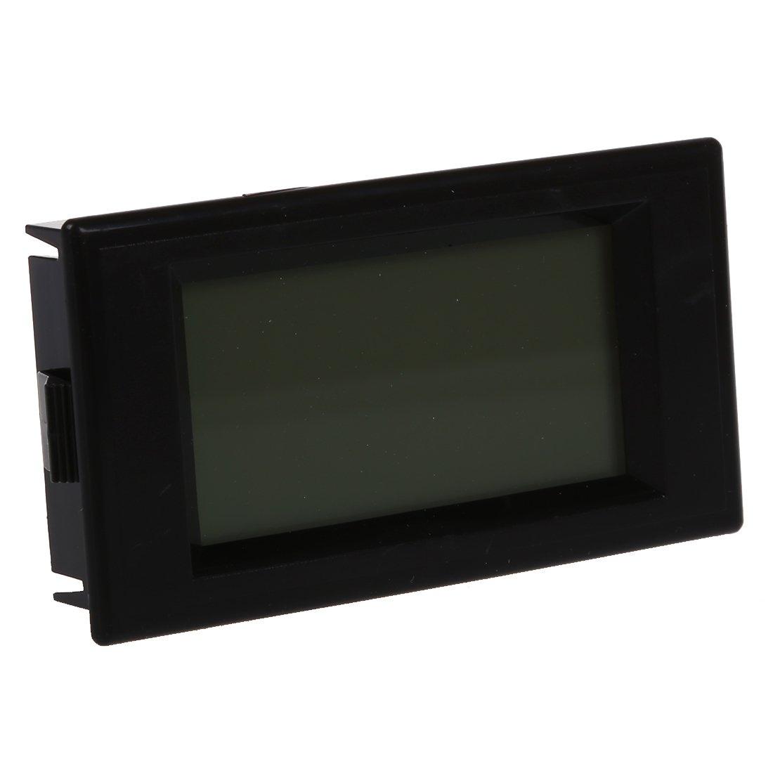 TOOGOO(R) DC 7, 5 19.99V numerique ecran LCD Indicateur de tension voltmetre