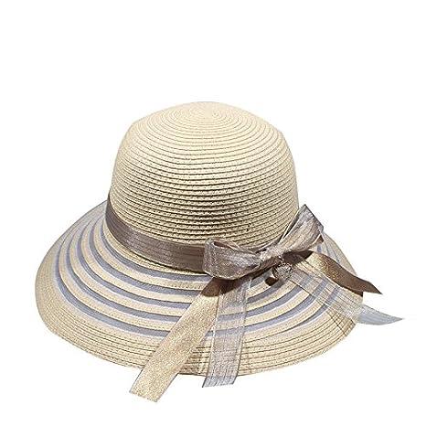 Ombrelloni Di Paglia Vendita.Meaeo Cappello Di Paglia Svago Ombrellone Cap Cappello Per Il