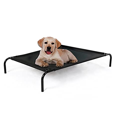 Legendog Cuna para Perro, Cama Elevada Desmontable para Mascotas Cuna para Mascotas Producto para Mascotas