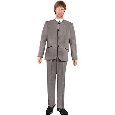 Adult Super Deluxe Beatles Halloween Costume (Size Standard 44)  sc 1 st  Amazon.com & Amazon.com: Adult Super Deluxe Beatles Halloween Costume (Size ...