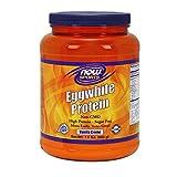 NOW Sports Eggwhite Protein Vanilla Creme Powder, 1.5-Pound