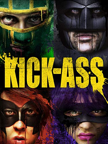 Kick-Ass (The Old Man And The Magic Bowl)
